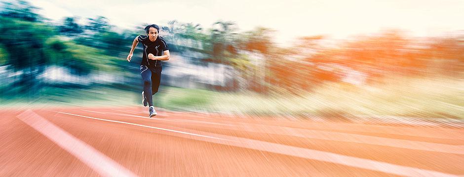 Les bénéfices du sprint